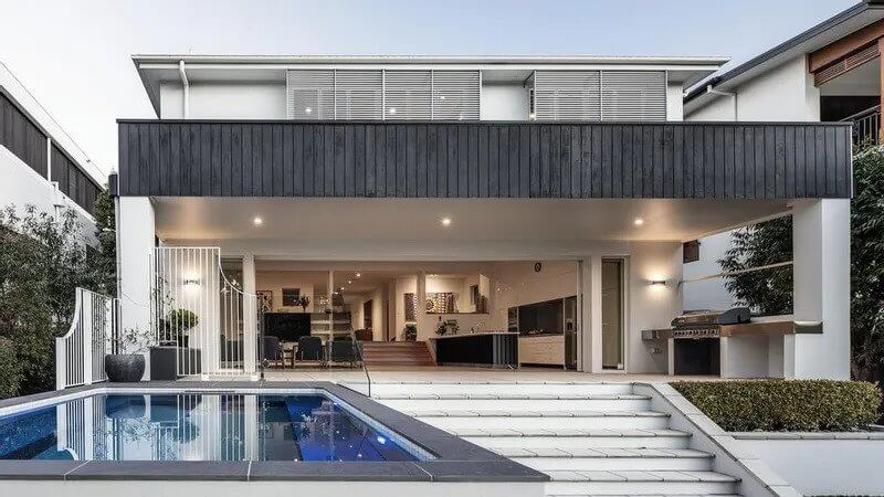 The home of Susie O'Neill at 401 Brisbane Corso, Yeronga, is for sale.